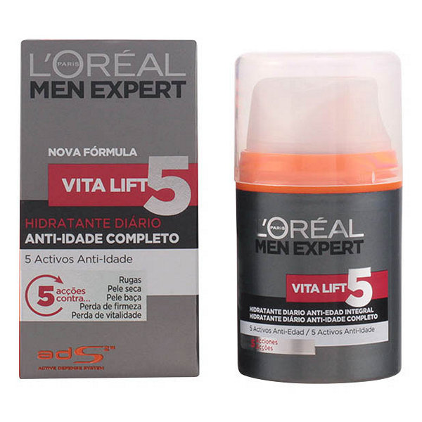 Hydratační krém Men Expert L'Oreal Make Up - 50 ml