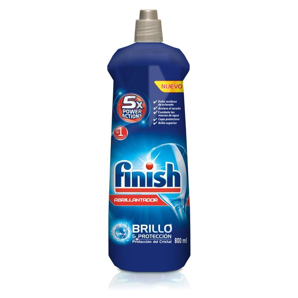 Leštidlo do Myčky Finish Regular 800 ml
