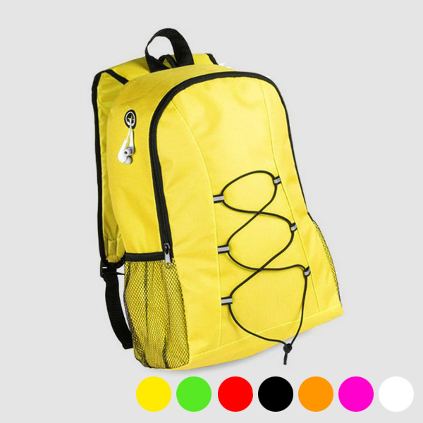 Multi-purpose Rucksack with Headphone Output 144734 - Modrý